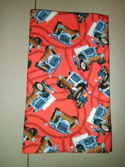 1-Happy Jalopy Truck Print Body Pillow Pillowcase  20 x 48""