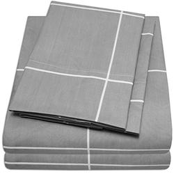1500 Supreme Collection Bed Sheets - PREMIUM QUALITY 4-PIECE
