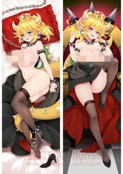 150x50 Super Mario Anime Dakimakura pillowCase Body cover 59