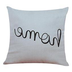 Fashion 2018 New Pillow Sexyp Home Decor Cushion Cover Simpl