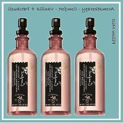 3 Bath & Body Works Aromatherapy Sleep Lavender Cedarwood  P