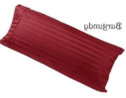 Måløv Linen 300 Thread Count One { 1 } Piece Body Pillow C