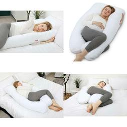 "Meiz 55"" U Shaped Pregnancy Pillow - Maternity Pillow - With"
