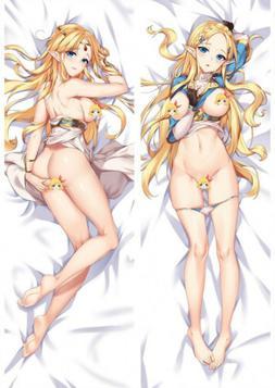 "59"" The Legend of Zelda Dakimakura Princess Zelda Anime Body"