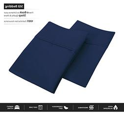 SGI bedding 600 Thread Count 100% Egyptian Cotton 21x56 Body