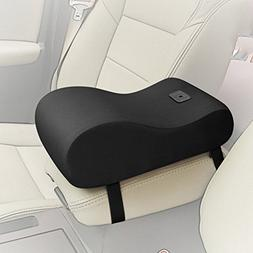 Breathable Car Armrest Box Mat Interior Armrest Pad Head Nec