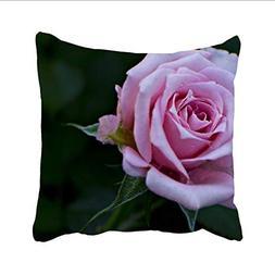 FunnyLife Custom Distinctive Design Wallpaper Pink Rose Twin