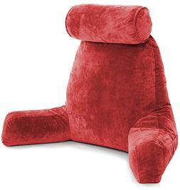 Husband Pillow Big Bedrest Reading & Support Bed Backrest w/