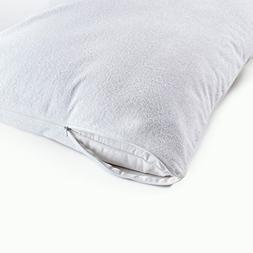 Pillow Protectors Dust Mite & Anti Allergy Pillow Encasement
