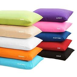 Multi Colors - Body Pillow Cover Long Body Pillow Case %100