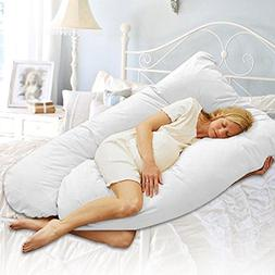 Nova Microdermabrasion Full Body Pregnancy Pillows U Shaped