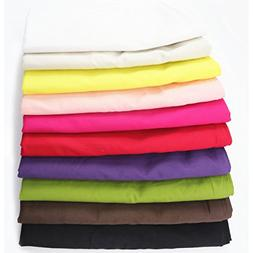"MoonRest 100 Cotton Body Pillow Pillowcase w/Seams 21"" X 60"""