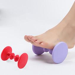 Sinwo 1Pcs Foot Massager Relaxation Wheel Massage Wheel Foot