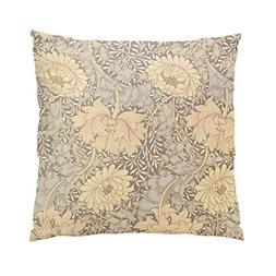 SokiiyHotChrysanthemum WallpaperHidden Zipper Home Sof