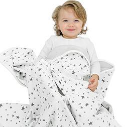 Woolino Toddler Blanket, Merino Wool, 4 Season Dream Blanket