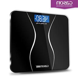 GASON A2 Bathroom Body Scales Glass Smart Household Electron