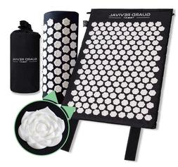 Acupressure Mat and Pillow Set Full Body Pain Stress Tension