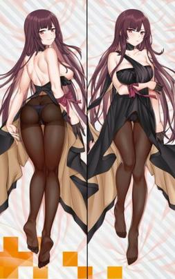 anime girls frontline wa2000 dakimakura hugging body