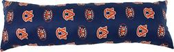 """College Covers Auburn Tigers Printed Body Pillow-20"""" x 60"""""""
