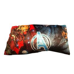"Marvel Avengers Body Pillow - Soft Polyester Pillow 18"" x 36"