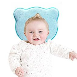 Baby Pillow Newborn Memory Foam Pillow Infant Head Shaping P