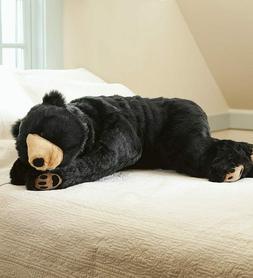 Bear Hug Body Pillow - Black.New!!!