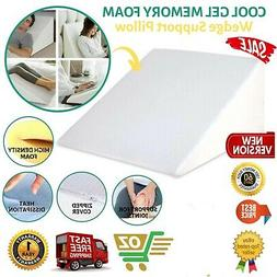 ⭐Bed Wedge Pillow Foam Body Positioner Elevate support Bac