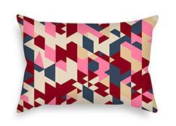 Bestseason Geometry Pillowcase 16 X 24 Inches / 40 By 60 Cm
