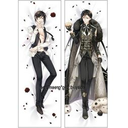 Black Butler Kuroshitsuji Dakimakura Sebastian Anime Male Bo