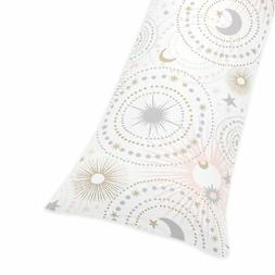 Sweet Jojo Designs Blush Pink, Gold, Grey and White Star and
