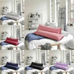 Ultra Soft Body Pillow Case Microfiber Pillowcase Body Pillo
