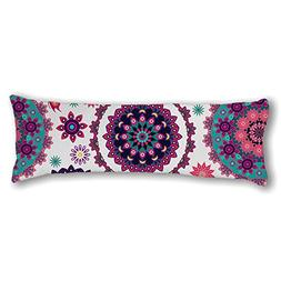 AILOVYO Bohemian Mandala Moroccan Ethnic Style Silky Soft Sa