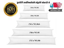 Bolster Pillow Cushion Long Body Support Orthopedic Pregnanc