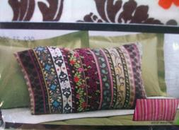 Brown Beautiful Print Reverse Body Pillow Cover, 08 College