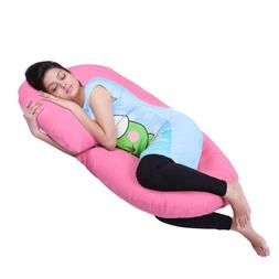 C Shape Total Body Pregnancy Pillow Sleep Maternity Comfort