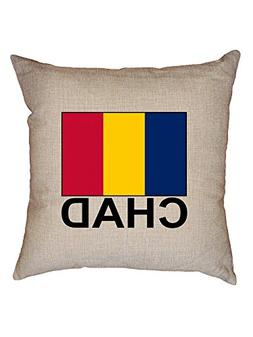 Hollywood Thread Chad Flag - Special Vintage Edition Decorat