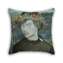 Artistdecor Christmas Pillow Cases Of Oil Painting Ivar Aros