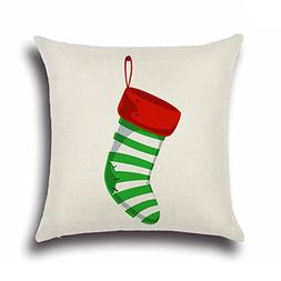 SODIAL Christmas Socks Sofa Bed Home Decoration Festival Pil