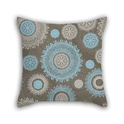 Circle Pillowcase Best For Adults Girls Chair Indoor Boy Fri