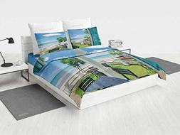Coastal Decor Bedding Sets for Boys Outdoor Wood Chairs and