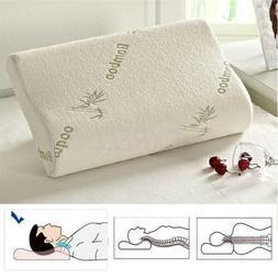 Comfort Contour Orthopedic Sleeping Memory Foam Pillows Firm