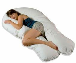 Comfort U - Full Body Maternity Pillow - 3 Piece Pillow