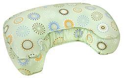 Leachco The Natural Original Contoured Nursing Pillow, Sage
