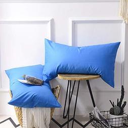 TAOSON 100% Cotton 300 Thread Count Envelope Style 2pc/Pair