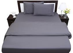 Rajlinen 100% Cotton - 400 Thread Count - 2 Qty Pillow Cases