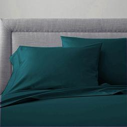 SplendidHome 100% Cotton Sateen Pillow Cases Covers - Set of