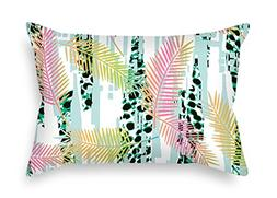 TonyLegner Cushion Cases of Leaf 16 X 24 Inches / 40 by 60 c