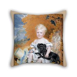 Cushion Covers Of Oil Painting William Douglas - Portrait Of