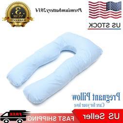 Cushion Pregnancy Pillow Maternity Belly Contoured Body Preg