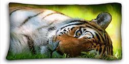 "Custom Characteristic Animal Pillowcase Cover 20""X36"" One Si"